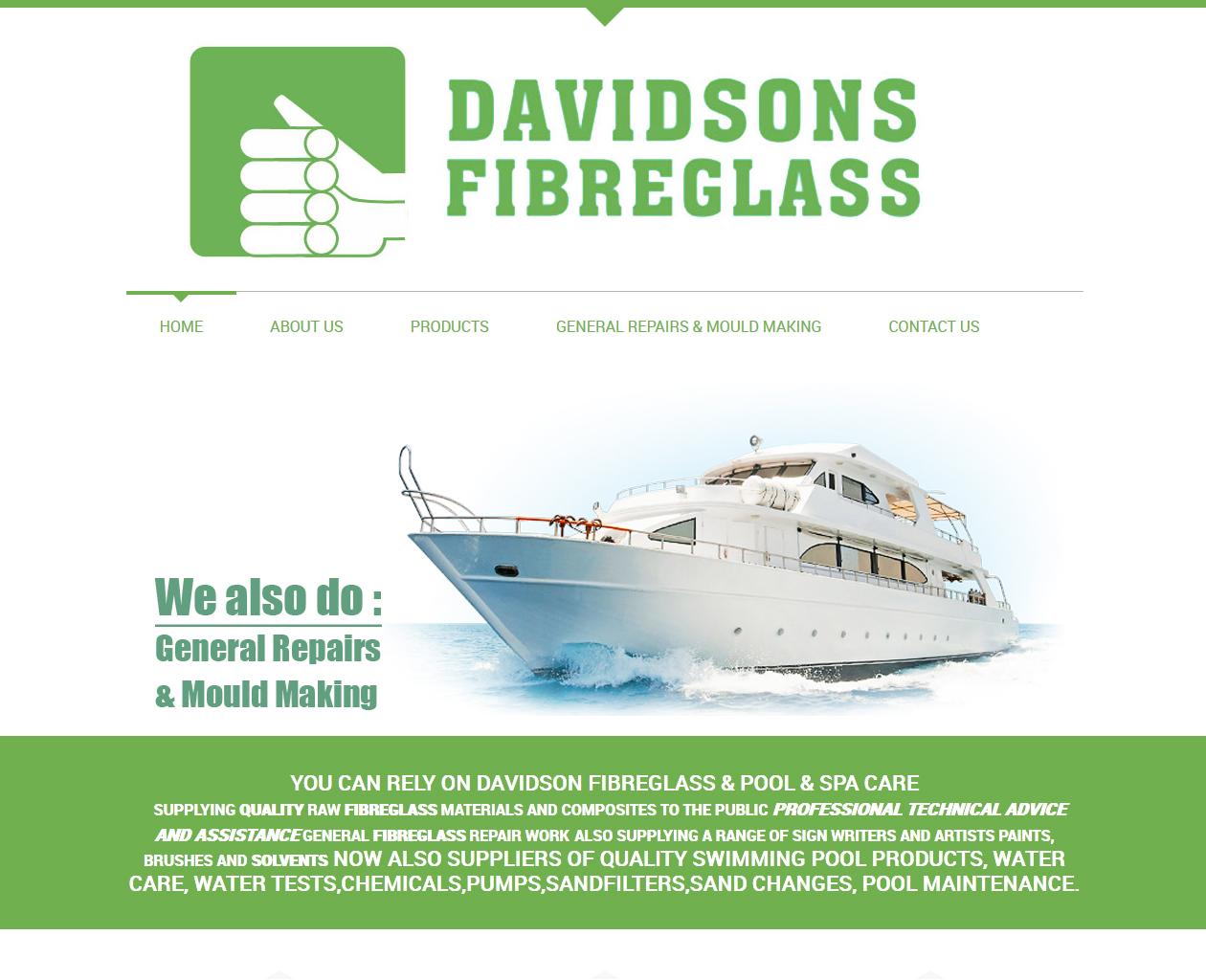 Davidsons Fiberglass