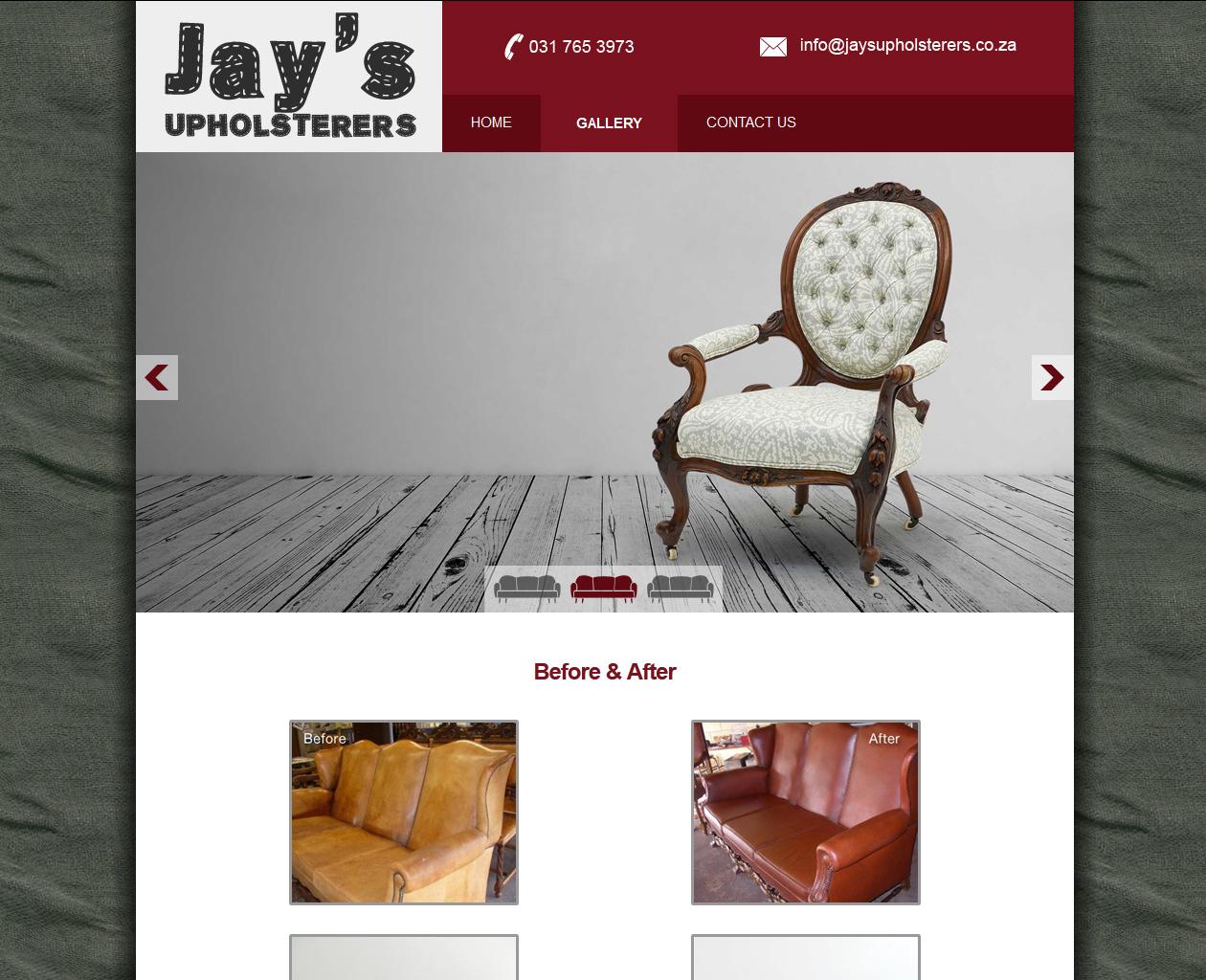 Jay's Upholsterers