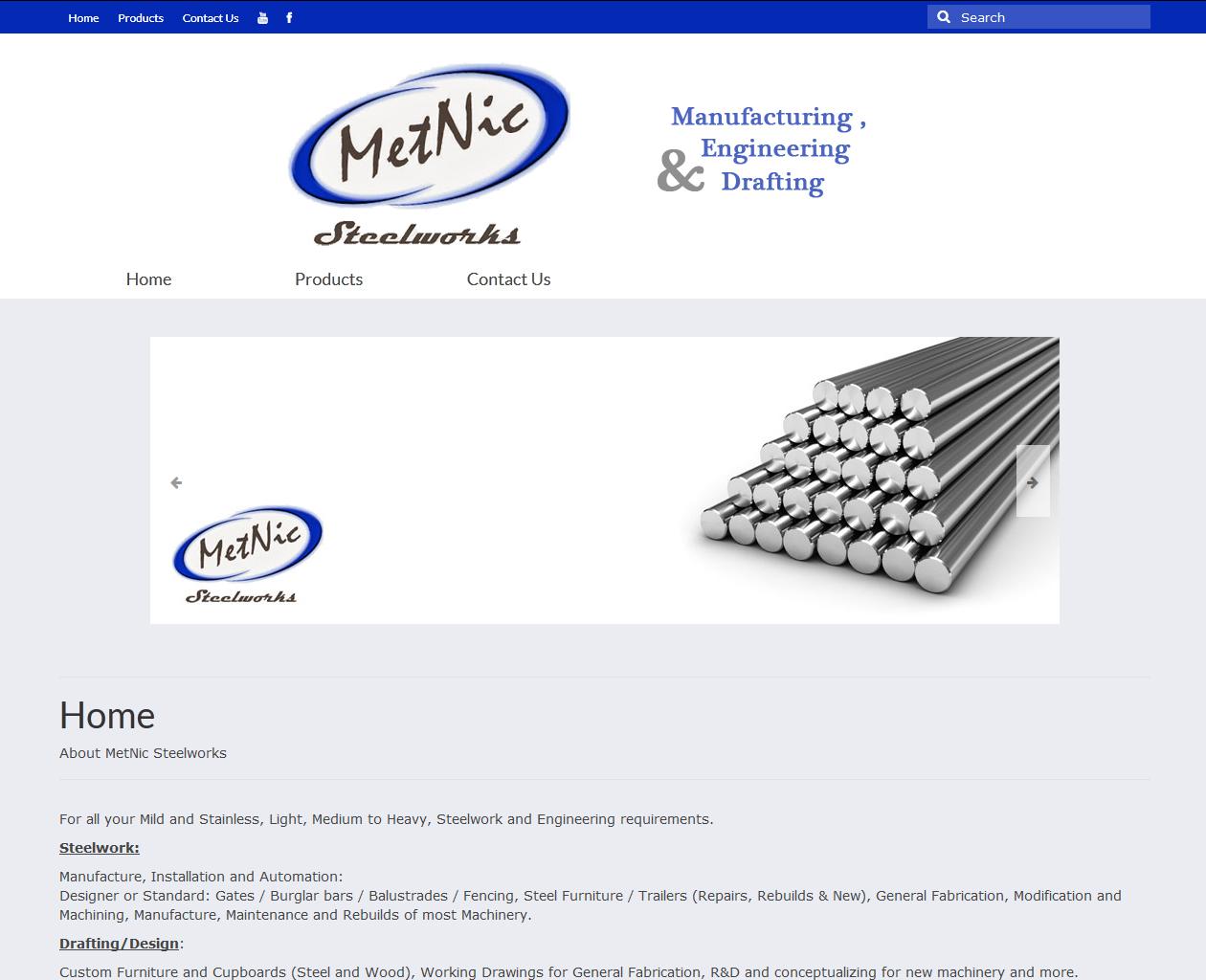 Metnic Steelworks