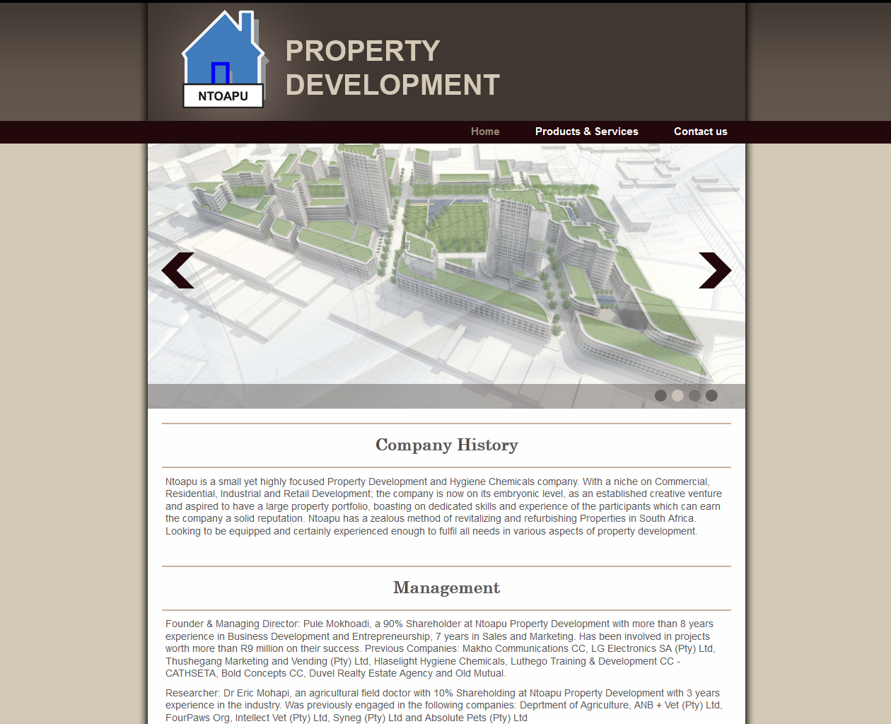 Ntoapu Property Development