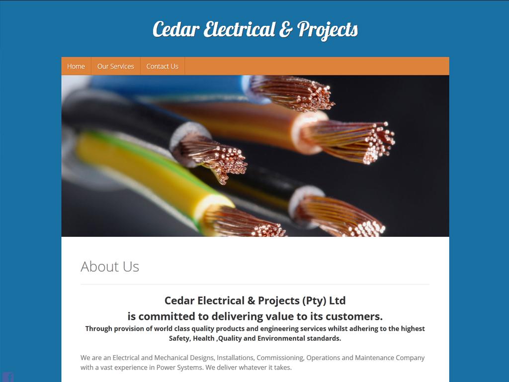 Cedar Electrical