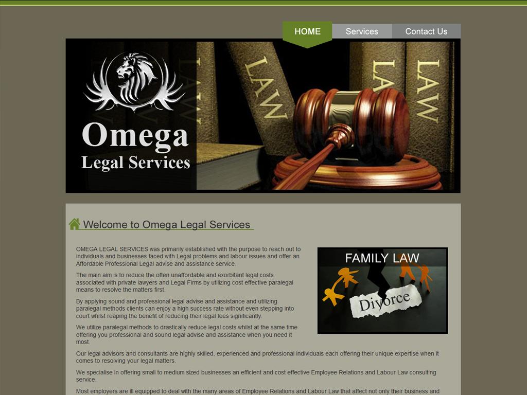 Omega Legal Services